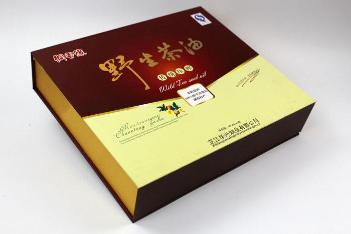 精品油茶礼盒